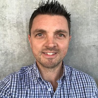 Meyer Sound Sales Manager for ANZ, Owen Ironside